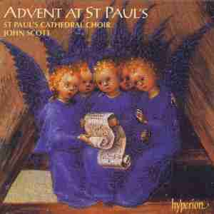 Advent at St Pauls - Cover Art