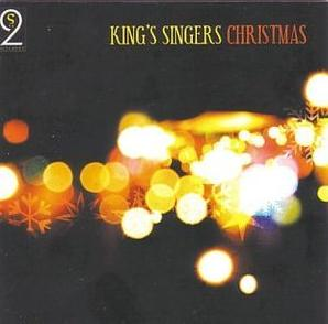 Christmas with the King's Singers - Cover Art